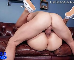 BIG BUTTS AND BEYOND: LAYLA PRICE ROUGH ANAL SEX