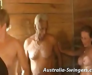 Amateur Swingers Party