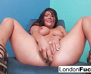 London's amazing solo