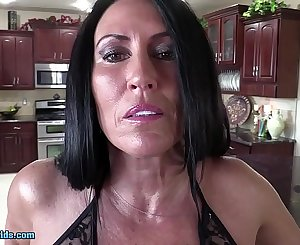 Katie71 Moves In With Her Son Taboo