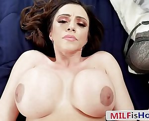 Latina Stepmom Comforting Her Stepson With Hard Fucking - Ariella Ferrera