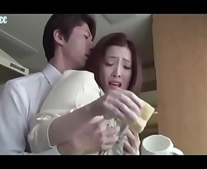 Japanese wifey gets fucked by hubby friend (Full: bit.ly/2zk0Q2d)