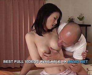 Miria Hazuki japan blowjob in fine ways  - More at javhd.net