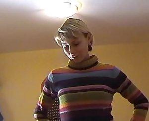 Nina first XXX Hometape