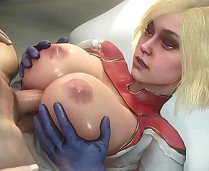 FapZone // Power Girl (Injustice 2)