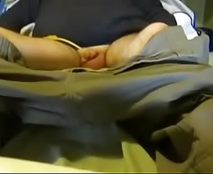 Nurse Gives Disabled Guy Handy 22