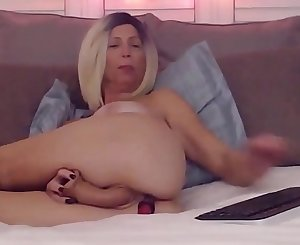 57 old milf loves young cock talking dirty