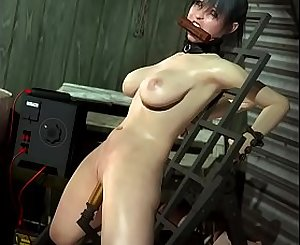 The BDSM and Restrain bondage Dungeon Gallery 2