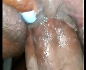 Up close creamy pussy fuck