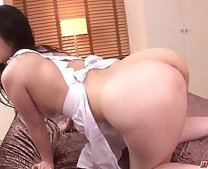 Naomi Sugawara likes cock in the ass and pussy  - More at Japanesemamas.com