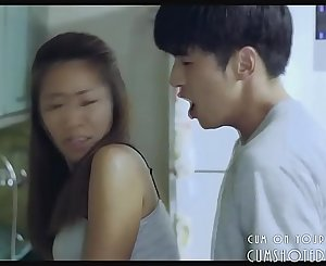 Asian Guy Fucks His Buddy's Mom In Secret